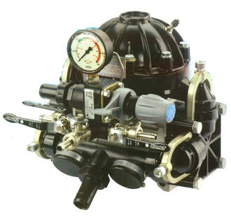 Comet P & MP Series Pumps