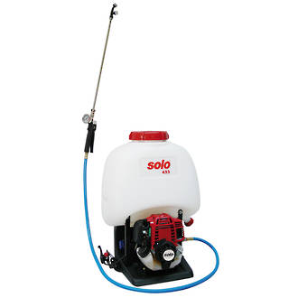 Solo 433 Motorised Backpack Pressure Sprayer