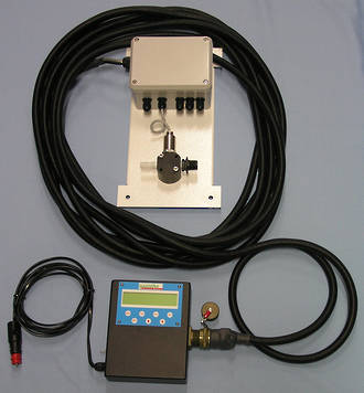 Gazeeka Applicator Control System