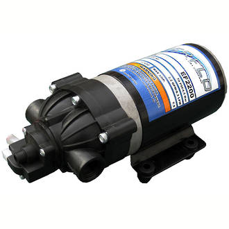 Everflo EF2200 2.2 GPM Diaphragm Pump
