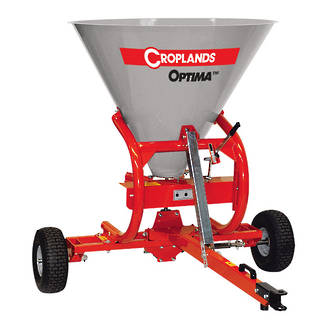 Croplands 500 Litre Fertiliser and Seed Spreader