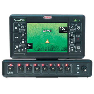 Arag Bravo 400S LT 7 Section Auto Rate Controller