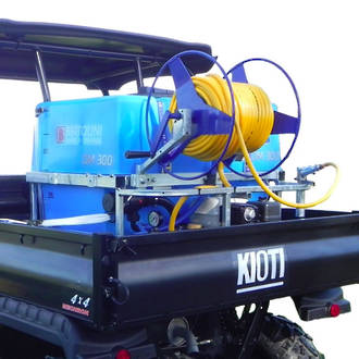 Bertolini DM 430 Series 200L Sprayer with MAXI-Reel