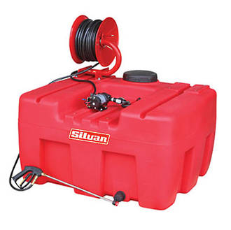 Silvan 400L SquatPak with Hose Reel