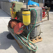 WINSTONE 500 Litre Linkage Sprayer