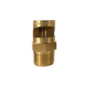 Floodjet Brass Spray Nozzle - B3/4K-120