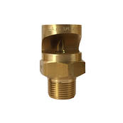 Floodjet Brass Spray Nozzle - B3/4K-210