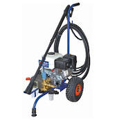 Bertolini 2300 psi Petrol Waterblaster