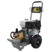 BE Petrol Pressure Cleaner 4000 psi Honda Direct Drive