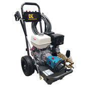 BE Petrol Pressure Cleaner 4200 psi Honda/CAT Direct Drive