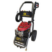 BE Petrol Pressure Cleaner 2400 psi Honda Direct Drive