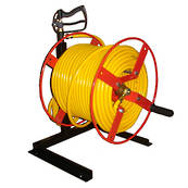 Agripower 100M Hose Reel Kit with Deck Bracket
