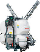Croplands 1300L   1600L Linkage Sprayer
