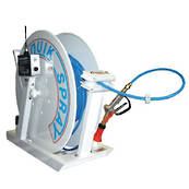 Quik Spray 12V 100m Hose Reel