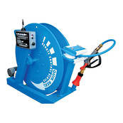 QuikSpray QR-50 12V Reel with 50m Hose