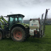 BARGAM 1300 Litre Linkage Sprayer