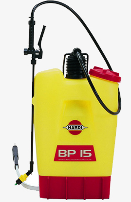 hardi backpack sprayer & weed sprayer